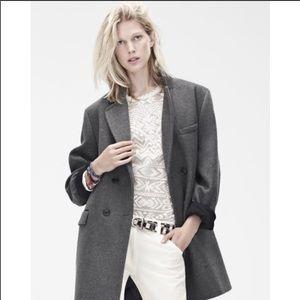 H&M Isabel Marant Coat